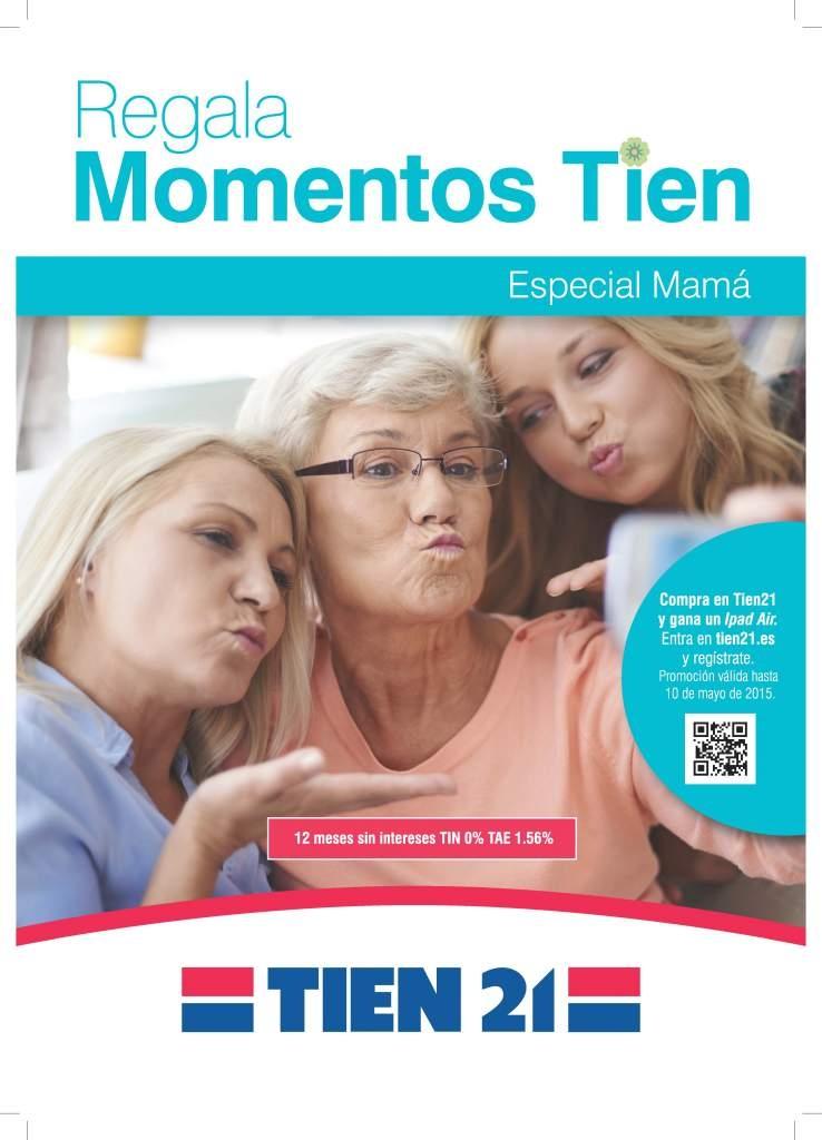 REGALA MOMENTO TIEN - ESPECIAL MAMÁ
