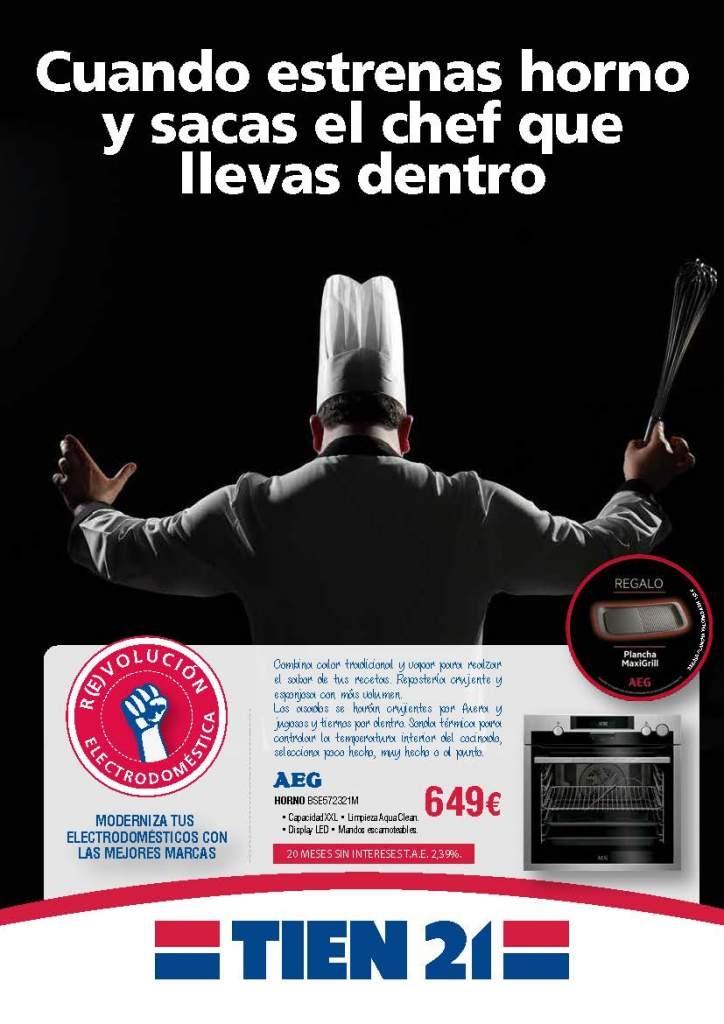 CATÁLOGO REVOLUCIÓN ELECTRODOMÉSTICA