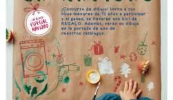 UGESA-Tien21 dibuja la Navidad en sus tiendas